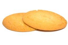 曲奇饼甜点 库存照片