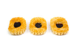 曲奇饼用堵塞 图库摄影