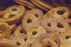 曲奇饼糖 库存图片