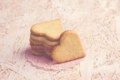 曲奇饼糖 库存照片