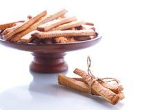 曲奇饼自创甜点 图库摄影