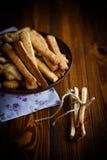 曲奇饼自创甜点 免版税图库摄影