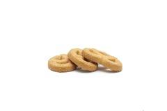 曲奇饼芯片和糖屑曲奇饼 库存图片