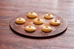 曲奇饼面团面团#2 库存图片