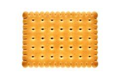 曲奇饼,查出在白色 库存图片