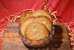 曲奇饼2 库存照片