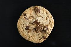曲奇饼chocolateships 免版税库存照片