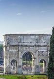 曲拱康斯坦丁罗马 免版税库存照片