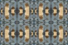 曲拱模式打印万维网 库存图片