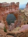 曲拱自然bryce的峡谷 免版税库存照片