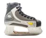 曲棍球冰鞋 Ice-skate隔绝了 库存照片