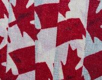 曲棍球磁带在加拿大 免版税图库摄影