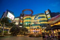 曲线商城Damansara 图库摄影