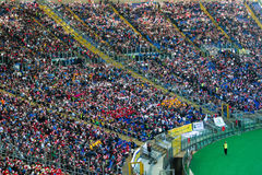 曲线奥林匹克南体育场 库存图片