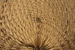 曲线模式泰国柳条木 图库摄影