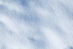 曲线雪背景 免版税库存照片