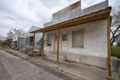 更加自由的得克萨斯街道视图 库存照片