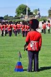 更改的卫兵小山渥太华议会 免版税库存图片