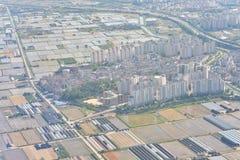 30更改的卫兵7月韩国国王好朋友s汉城南部 免版税库存图片
