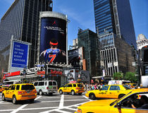 曼哈顿中间地区 免版税图库摄影