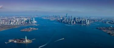 曼哈顿中间地区 免版税库存照片