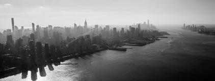 曼哈顿中间地区 免版税库存图片