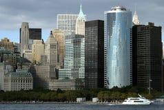 曼哈顿地平线 库存照片