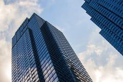 曼哈顿塔 免版税库存图片