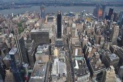 曼哈顿天线  免版税库存照片
