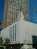 曼哈顿寺庙NewYork 库存图片