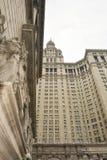 曼哈顿市行政长官的办公室纽约 免版税库存照片