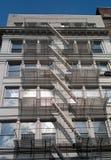 曼哈顿廉价公寓 库存图片