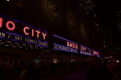 曼哈顿,纽约大厦  免版税图库摄影
