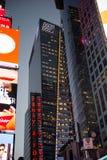 曼哈顿,纽约,美国建筑学  免版税库存图片