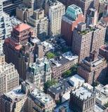 曼哈顿,纽约,美国 库存图片