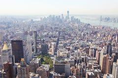 曼哈顿,纽约,美国 免版税库存图片