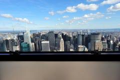 曼哈顿-纽约城 免版税库存图片