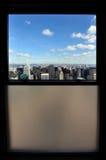 曼哈顿-纽约城 库存照片