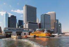 曼哈顿 纽约 库存照片