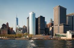 曼哈顿 纽约 图库摄影