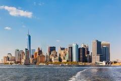 曼哈顿 纽约 库存图片