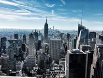 曼哈顿 库存图片