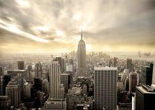 曼哈顿 库存照片