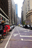 曼哈顿 免版税图库摄影