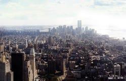 曼哈顿1999年 库存照片