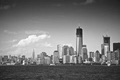 曼哈顿01 库存图片