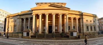 曼彻斯特大教堂英国 免版税库存图片