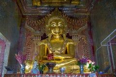 曼德勒小山、缅甸& x28; Burma& x29; 免版税库存照片
