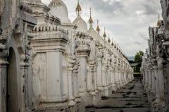 曼德勒,缅甸 库存照片