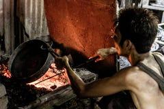 曼德勒,缅甸 库存图片